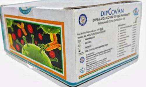 DRDO lab develops antibody test kit for COVID-19
