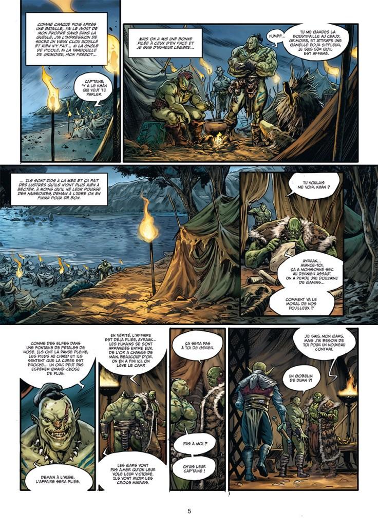 Orcs Et Gobelins Tome 6 : gobelins, Gobelins, SambaBD