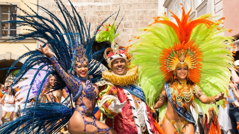 International Samba Festival Coburg 2019