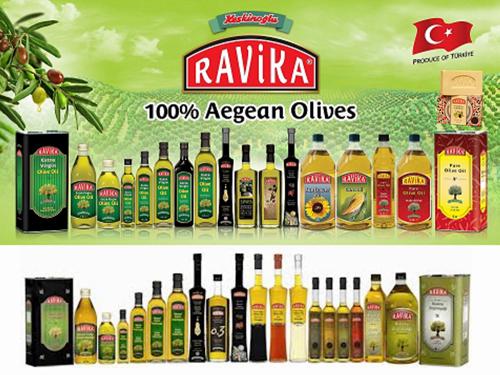 土耳其RAViKA橄欖油