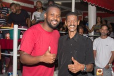 Vice-Presidente Allan Souza e Serginho Harmonia