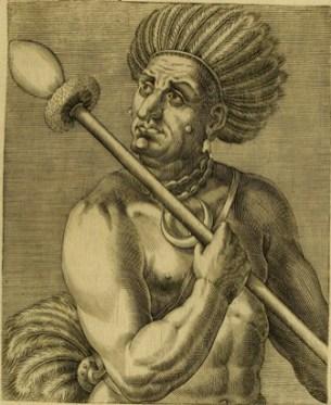 """""""Um grande rei selvagem; o mais temido do país."""" Assim o francês André Thevet descreveu Cunhambebe, o líder que, no século XVI, uniu as tribos tamoios para resistir à ocupação dos portugueses"""
