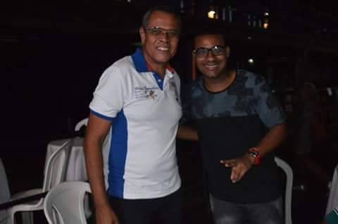 Os Carnavalescos Sérgio Falcão e Carlos Cavallieri