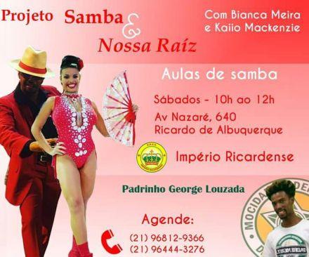Projeto Samba É Nossa Raiz