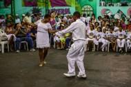 Encenação - Casamento de Zica e Cartola no Zicartola
