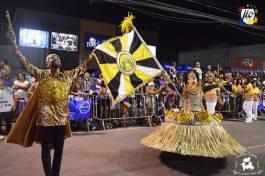 Carnaval 2017: África religiões de lá pra cá - 12ª colocada da Série C