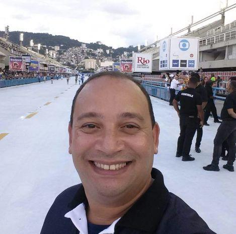 Carnavalesco Sandro Gomes