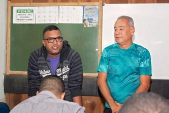 Ronaldo Nunes e Fred Lima