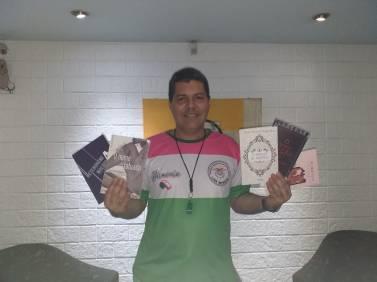 Jorge Eduardo - Arquivo Pessoal