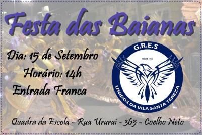 Festa das Baianas (1)
