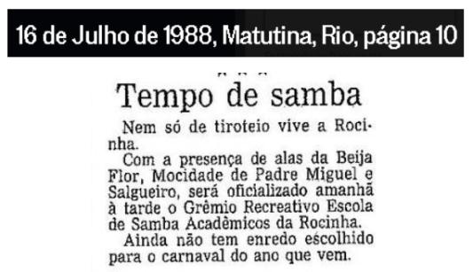 Rocinha 3