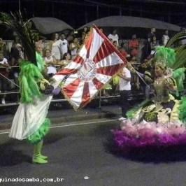 Em 2013 com Yasmin Mello no Engenho da Rainha - Foto: Esquina do Samba