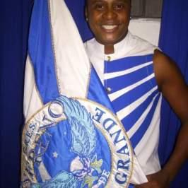 Ricardo Martins em 2011 bem no início de sua trajetória no Sereno