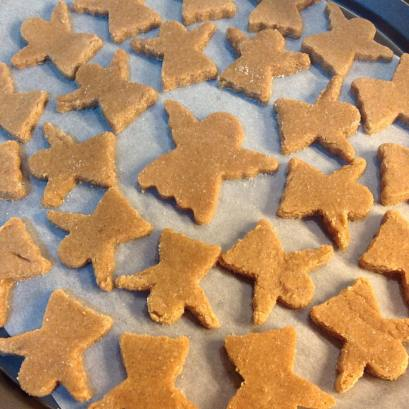 biscoitos sem confeitos