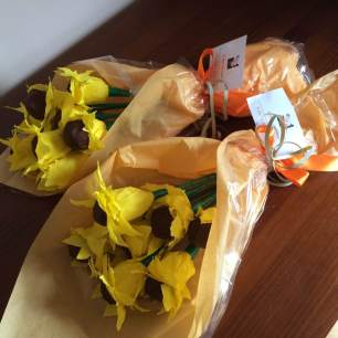 bouquet de girassois 2