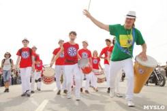 Парад в День города. Тула. 13 сентября 2014 г.