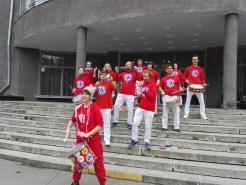 Samba Real в день открытых дверей в ЗИЛе