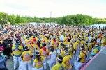 Московский самба фестиваль 2018. Фото: Измайловский парк