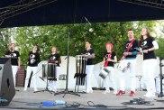 Enjoy Drumming. Московский самба фестиваль 2018. Фото: Юрий Бомштейн