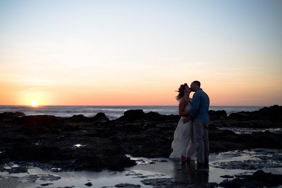 Wedding Tamarindo Guanacaste Costa Rica Photographer. Photographed by Kristen M. Brown, Samba to the Sea Photography.