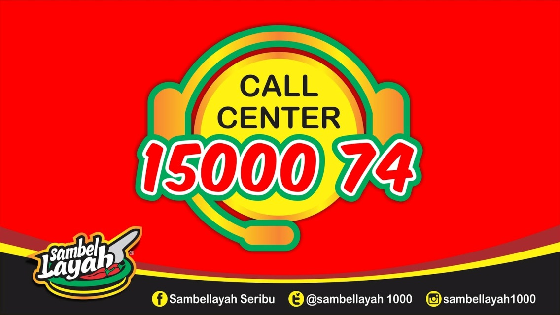 call center sambel layah