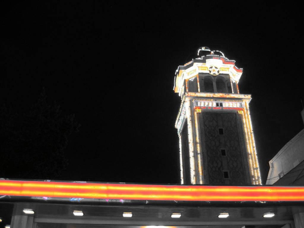 Lakeside Amusement Park Tower