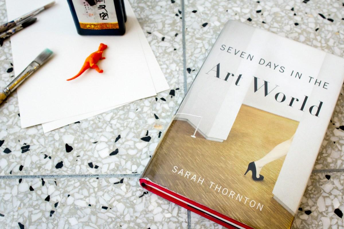 SAM Book Club: Seven Days in the Art World