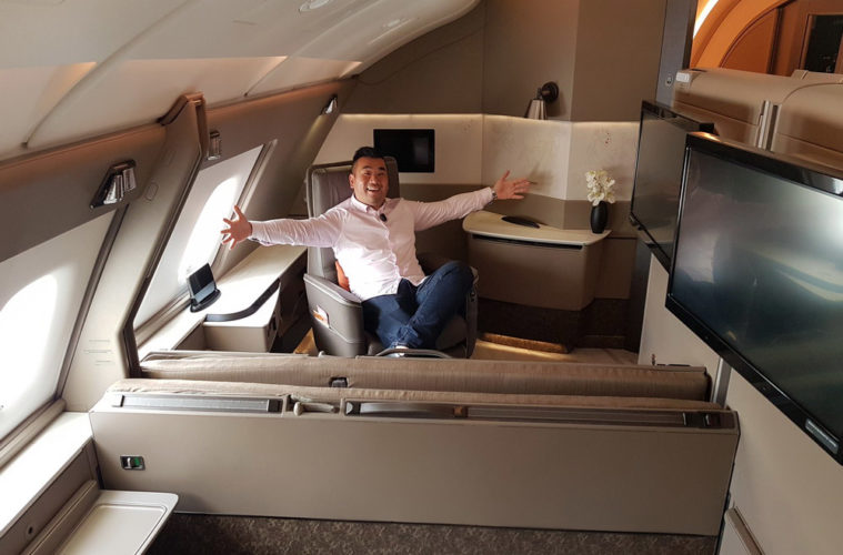 review singapore airlines new