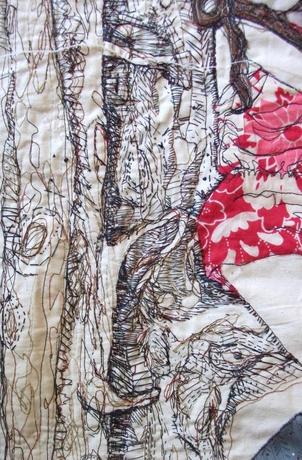 Contemporary Textile Art Sam Crow