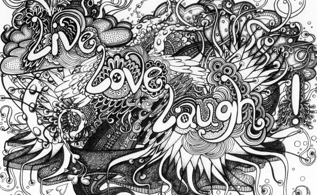 Doodles Sam Crow Art