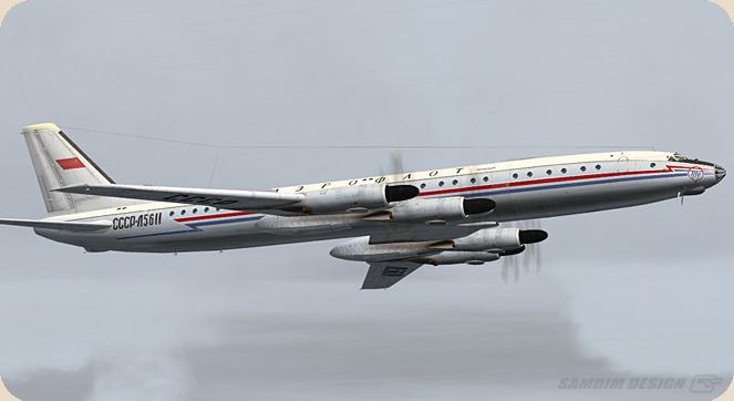 Tupolev Tu114