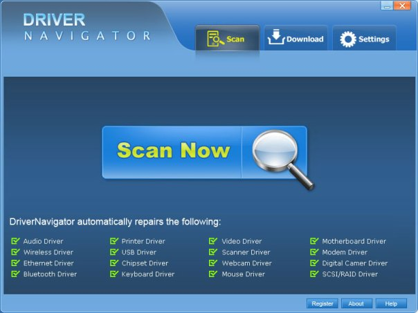 free driver navigator license key