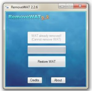 removewat 2.2.6 windows 7 activator