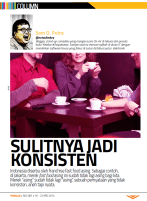 LOL Column - Male Magazine - edition 081