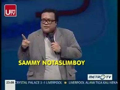 Not a Slim Boy -- I Tell you the truth