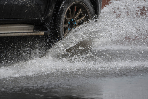 Water Damage | Tulsa Auto Care