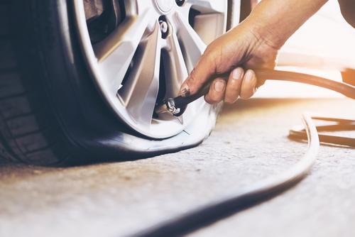 Flat | Bixby Tires