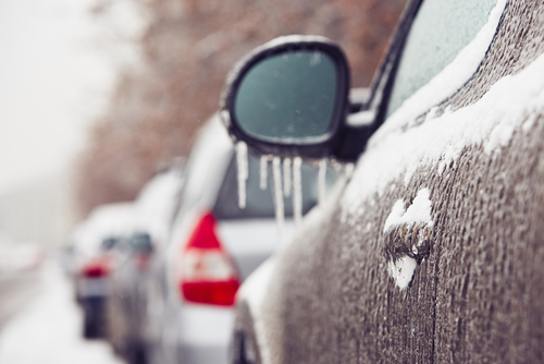 Snow Ahead | Tulsa Auto Care