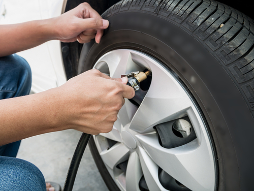 Take Care of Your Tires   Bixby Tires