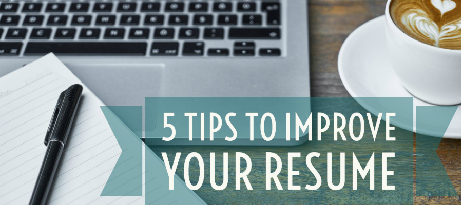 5 Tips to Improve Your Resume - Same Day Translations