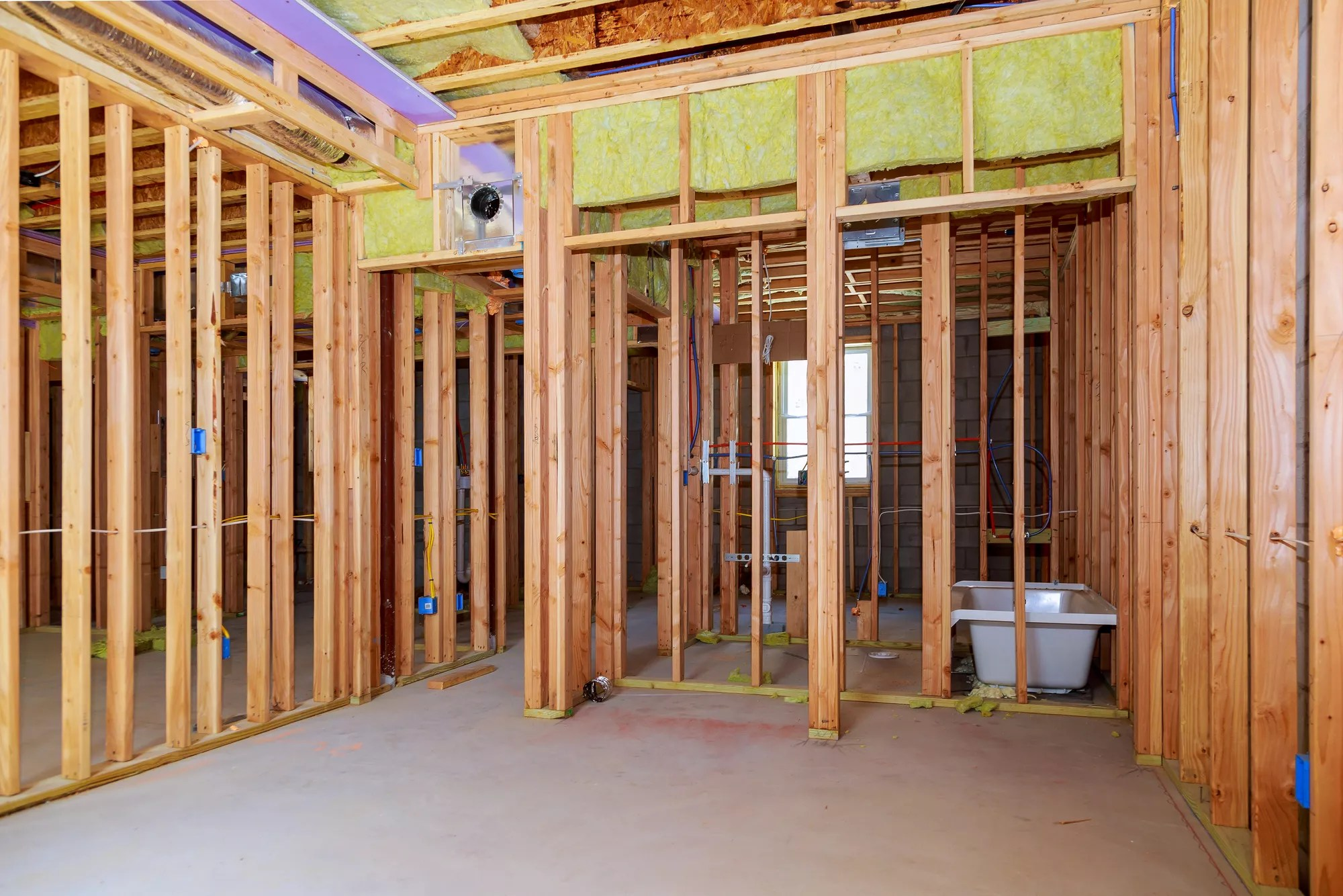 hight resolution of finishing a basement why it s important to hire a professional for electrical contractor work