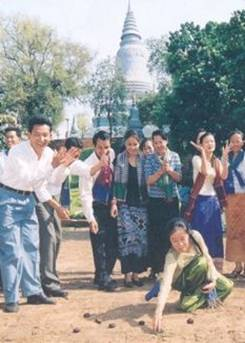 The Khmer New Year (5/5)