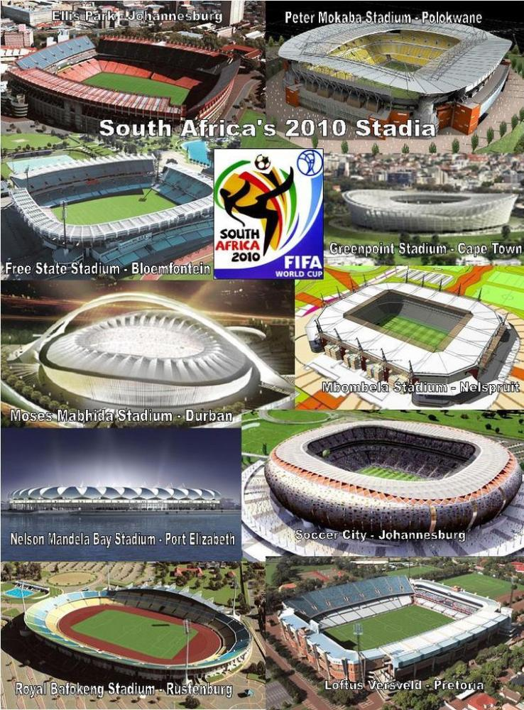 Road to World CUP 2010 (3/6)