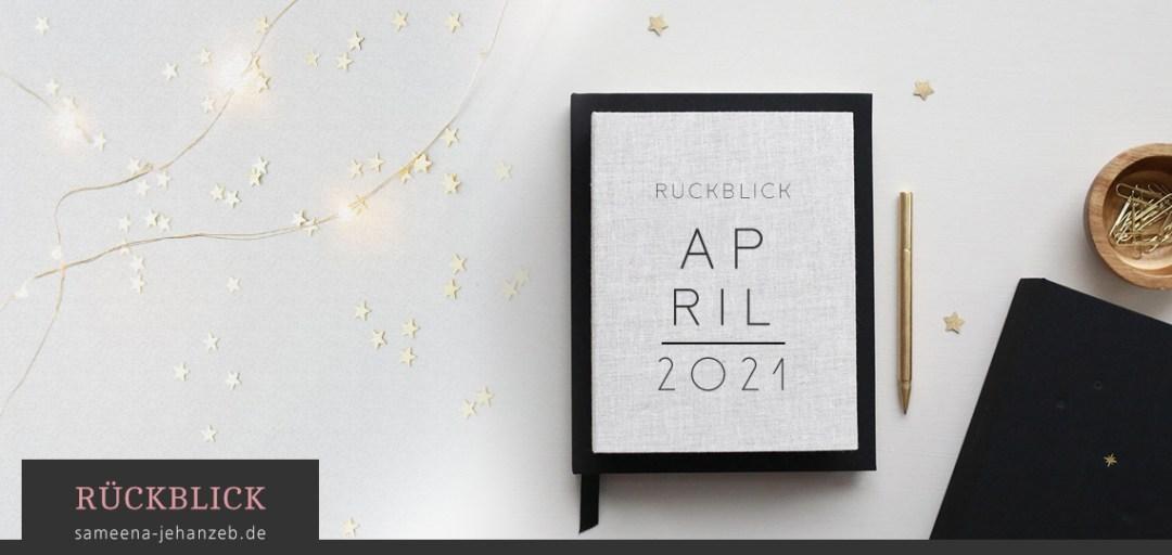 Banner: Rückblick im April