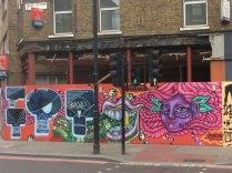 Mural in Gt. Eastern Road