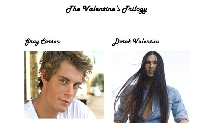 Valentine's Trilogy
