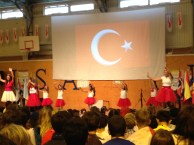 Turkish dancing.
