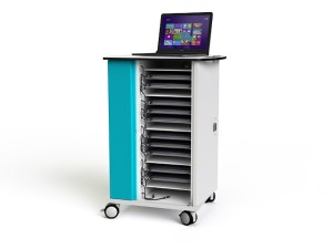 OnView Laptop oplaad Trolley