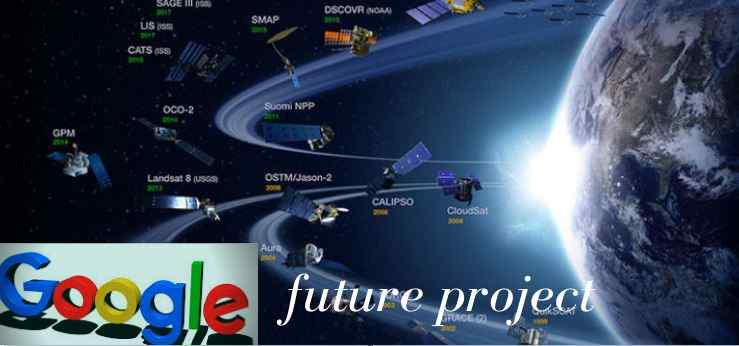 Google future projects