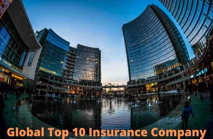 world top 10 Insurance company